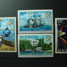 BERMUDA SERIE MNH-