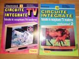 Circuite integrate folosite in receptoare tv  moderne - M. Basoiu M. Silisteanu, 1995