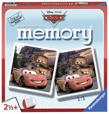 Joc Memorie Cars Xl foto