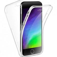 Husa Invizible 360 de grade (fata-spate) pentru iPhone 7 Plus ,Silicon