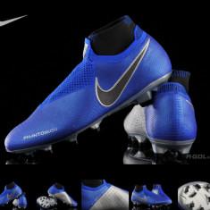 Ghete de fotbal, 45, Albastru, Nike