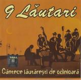 CD 9 Lăutari - Cântece Lăutărești De Odinioara, original