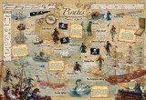 Poster - Discover Pirates | North Parade Publishing