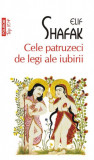 Cele patruzeci de legi ale iubirii, Elif Shafak