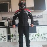 Combinezon moto uvex textil protectii full pantalon geaca combinezon, Louis