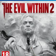 Joc consola Bethesda THE EVIL WITHIN 2 PS4