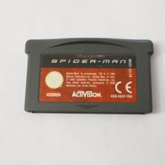 Joc Nintendo Gameboy Advance GBA - Spider Man