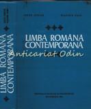 Limba Romana Contemporana - Iorgu Iordan , Vladimir Robu - Tiraj: 7330 Exemplare