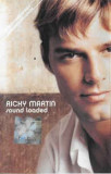Caseta Ricky Martin ‎– Sound Loaded, originala