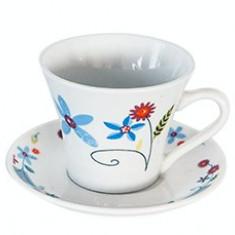 Set cesti cafea si ceai din portelan MN015617 Raki