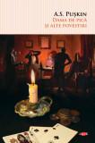 Dama de pică și alte povestiri. Vol. 98