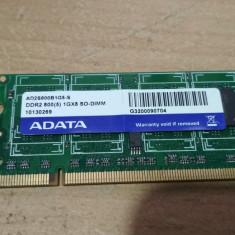 Ram Laptop ADATA 1GB DDR2 800 MHz #RAZ