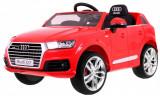 Masinuta electrica Audi Q7 Quattro, rosu