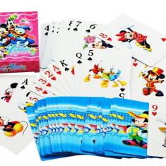 Carti de joc Mickey si Minnie Mouse