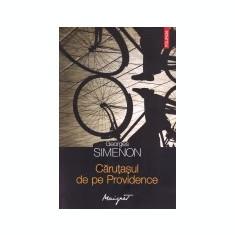 Maigret, vol. 64 -Carutasul de pe Providence