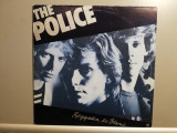 The Police – Reggatta de Blanc (1979/A & M rec/RFG) - Vinil/Impecabil (NM), A&M rec