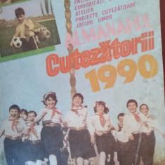 ALMANAHUL CUTEZATORII 1990