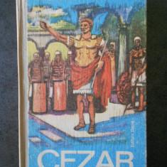 ALEXANDRE DUMAS - CEZAR  (1975, editie cartonata)