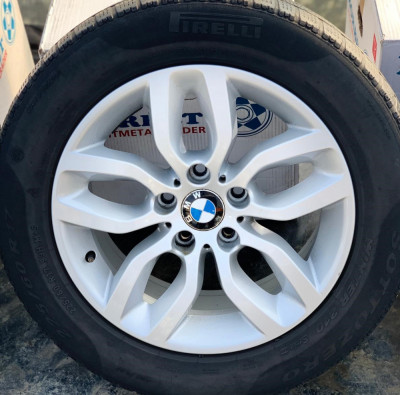Roti/Jante BMW 5x120, 225/60 R17, X3 (F25, G01), X4 (F26, G02), X5, X1 foto