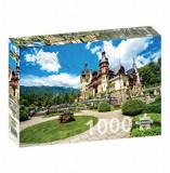 Puzzle Sinaia: Castelul Regal, 1000 piese
