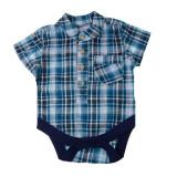 Body elegant pentru baieti Vitamins Baby KSL-202C, Albastru