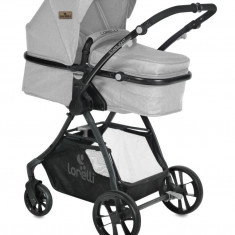 Carucior transformabil 3 in 1 Starlight Grey, Lorelli