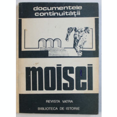 MOISEI - DE GHEORGHE I . BODEA SI VASILE T . SUCIU , 1982