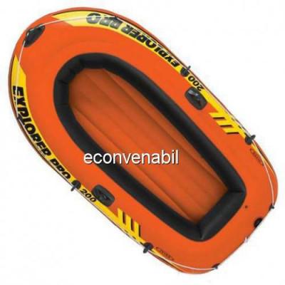 Barca Gonflabila Copii Intex Explorer Pro 58356 foto