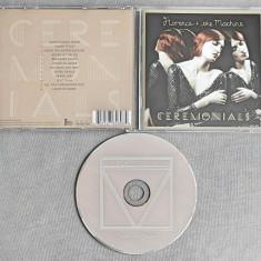 Florence + The Machine - Ceremonials CD