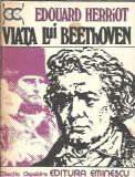 Viata lui Beethoven - Edouard Herriot