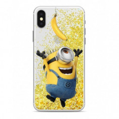 Husa Capac TPU, MINIONS 036, Apple iPhone 7 Plus / 8 Plus cu Licenta, Blister
