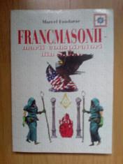 e1 FRANCMASONII - MARII CONSPIRATORI DIN SUA - MARCEL FANDARAC foto