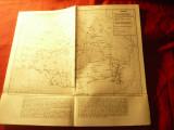 Harta istorica : Continuitatea vietii daco-romane pe terit. Daciei ( 271-sec.VI)