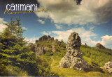 Carte postala Bucovina SV164 Calimani - Rezervatia 12 Apostoli
