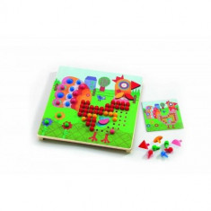 Mozaic animo Joc cu piuneze