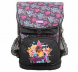 LEGO Friends, Ghiozdan scoala Maxi cu sac sport Girls Rock