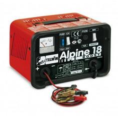Redresor auto Telwin ALPINE 18 BOOST 230V Rosu