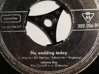 Johnnie Ray – Yes Tonight Josephine/ (1960/Philips/RFG) - Vinil Single pe '7/NM foto