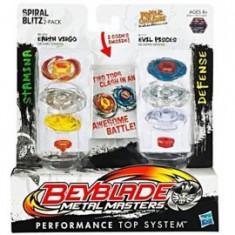 Beyblade - Set Metal Fusion Battle Top Faceoff