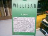 WILLISAU (SUISSE) - HARTA TURISTICA