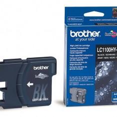 CARTUS BLACK LC1100HYBK ORIGINAL BROTHER MFC-6490CW,LC1100HYBK