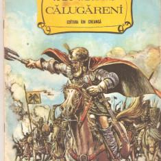 Radu Theodoru-Calugareni*benzi desenate