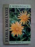FLORA ROMANIEI - de SIMIONESCU