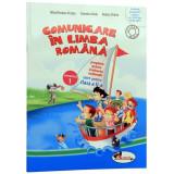 Comunicare in limba romana cls 2 caiet semestrul 1 - Alina Nicolae-Pertea, Dumitra Radu, Rodica Chiran