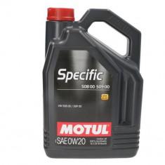 Ulei motor Motul Specific 508/509 0W20 5L SPECIFIC5085090W205L