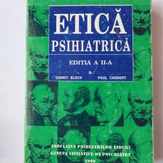 Etica Psihiatrică