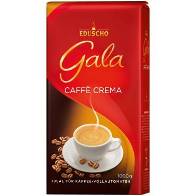 Eduscho Gala Caffe Crema Cafea Boabe 1 kg foto