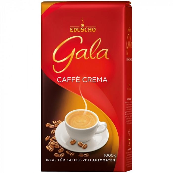 Eduscho Gala Caffe Crema Cafea Boabe 1 kg