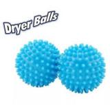 Set 2 bile pentru uscarea si catifelarea rufelor Dryer Balls, Rohs