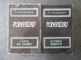 VASILE VOICULESCU - POVESTIRI 2 volume CAPUL DE ZIMBRU. ULTIMUL BEREVOI